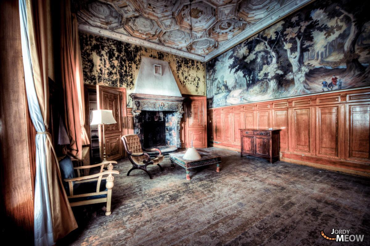 Urbex - Torrance King Room