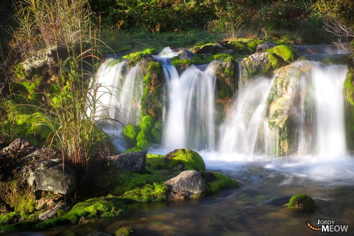 Sweet Falls at Chatsubomigoke