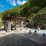 Le Onsen de Nyuto : Tsurunoyu