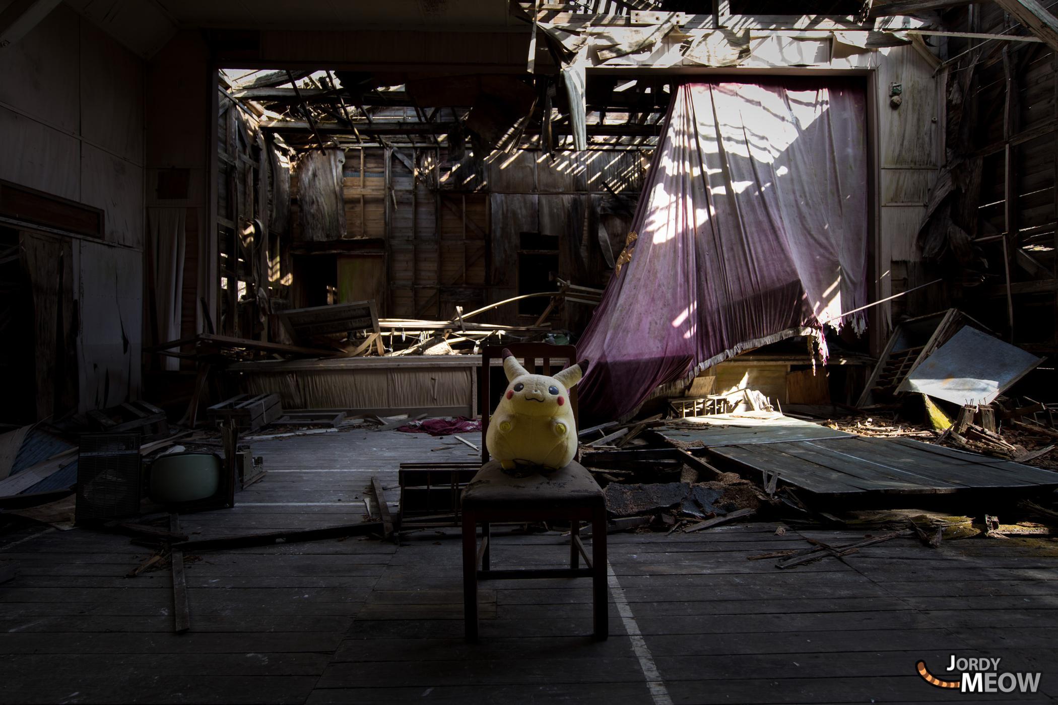 abandoned, chichibu, french, haikyo, japan, japanese, kanto, people, pikachu, ruin, saitama, urban exploration, urbex, village